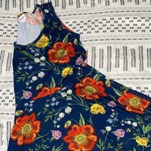 Lularoe Nicki Floral